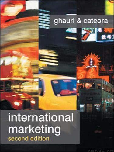 9780077108304: International Marketing