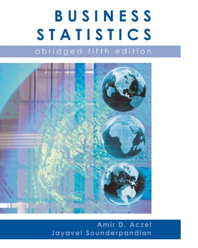 9780077108601: Business Statistics: Abridged