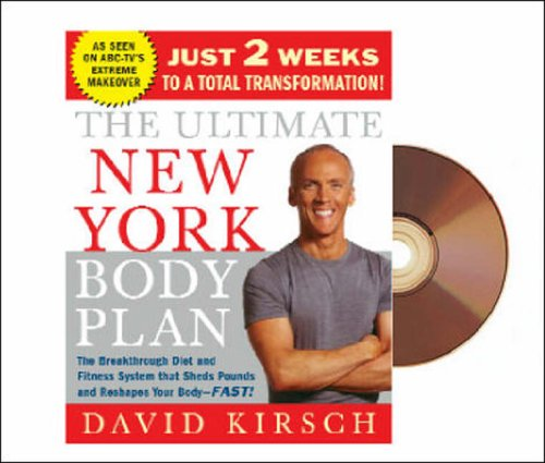 9780077109196: The Ultimate New York Body Plan: Just Two Weeks to a Total Transformation (book and Region 2 DVD)