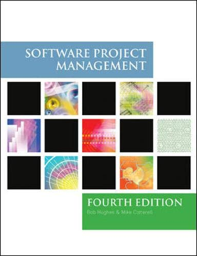 Software Project Management Bob Hughes Mike Cotterell Abebooks