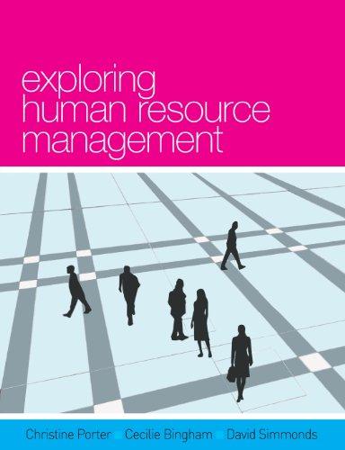 9780077111021: Exploring Human Resource Management