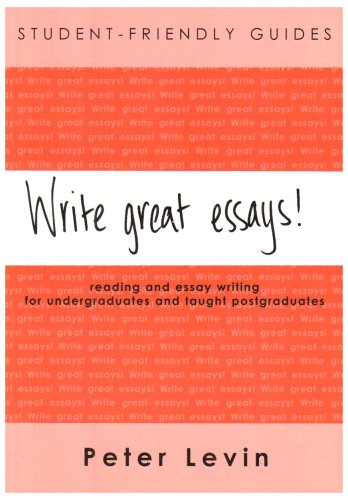 9780077111298: Write Great Essays!: Student-friendly Guide: Student-friendly Guide, Version for Shrinkwraps