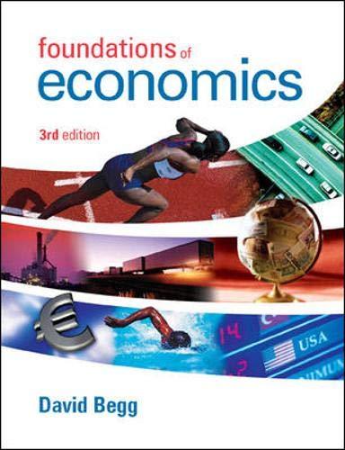 9780077114237: Foundations of Economics