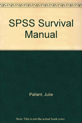 9780077114732: SPSS Survival Manual