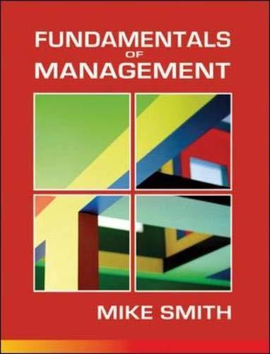 9780077115159: Fundamentals of Management