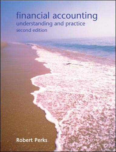 9780077115401: Financial Accounting: Understanding and Practice