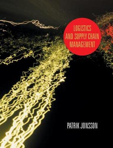 9780077117382: Logistics and Supply Chain Management