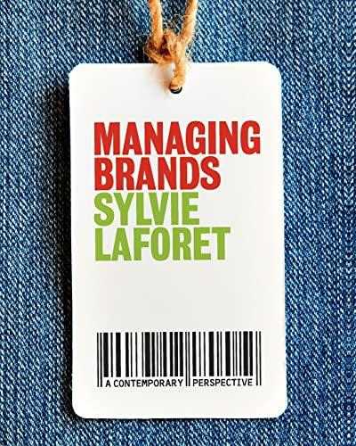 9780077117481: Managing Brands (UK Higher Education Business Marketing)