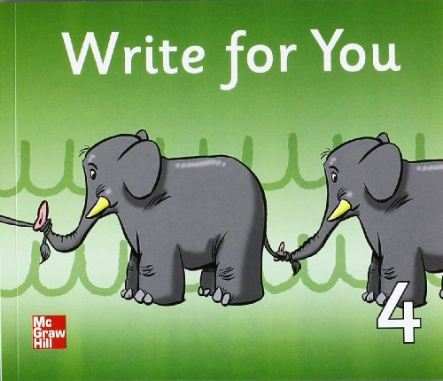 9780077117818: Write for You Handwriting Primary Lev 4