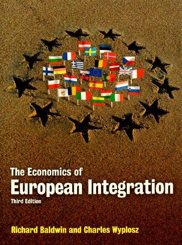 9780077121631: The Economics of European Integration. Richard Baldwin and Charles Wyplosz