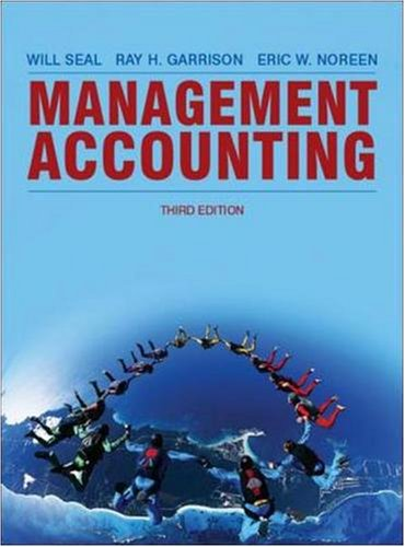 9780077121648: Management Accounting