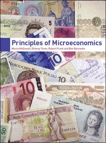 9780077121709: Principles of Microeconomics