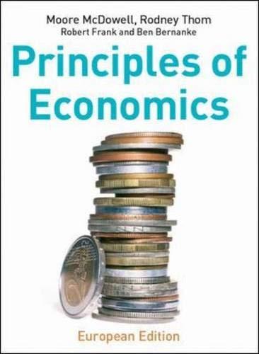 9780077122294: Principles of Economics