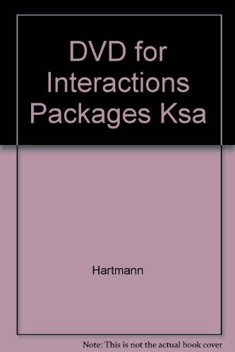 9780077123208: DVD for Interactions Packages Ksa