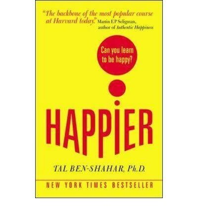 9780077123246: Happier Can You Learn to be Happy? by Ben-Shahar, Tal ( Author ) ON Oct-01-2008, Paperback