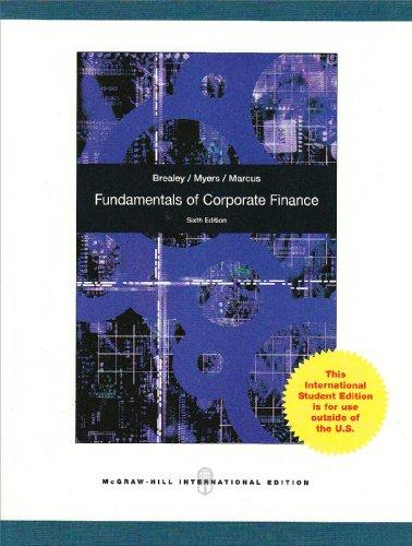 9780077123321: Fundamentals of Corporate Finance