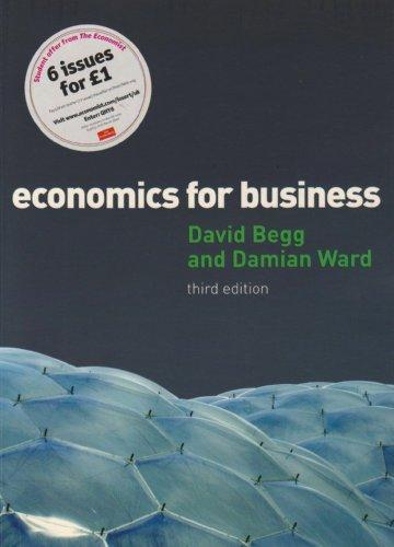 9780077124731: Economics for Business