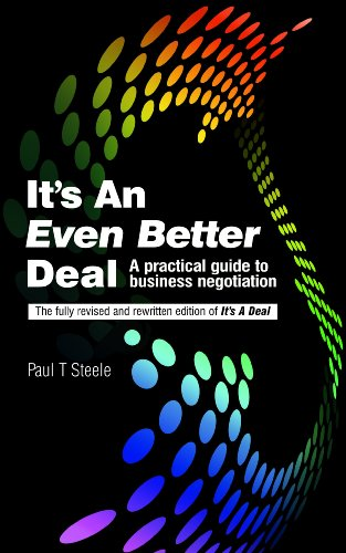 9780077124878: It's An Even Better Deal: A Practical Negotiation Handbook (UK Professional Business Management / Business)