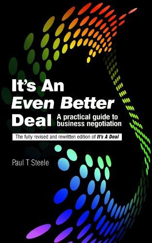 9780077124878: It's An Even Better Deal: A Practical Negotiation Handbook