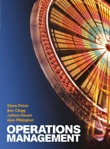 9780077126179: Operations Management (UK Higher Education Business Operations Management)