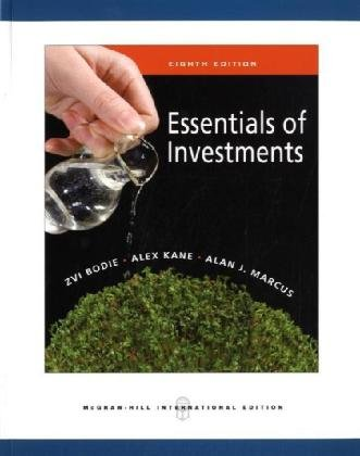 9780077128975: Essentials of Investments With S&P