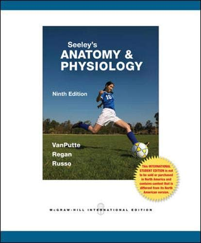 9780077129156: Seeley's Anatomy and Physiology