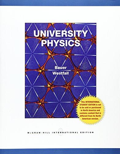 9780077129163: University Physics