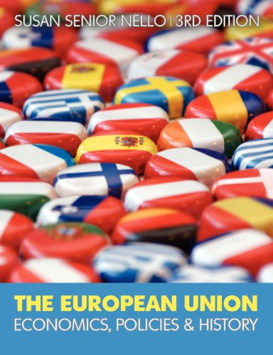 9780077129668: THE EUROPEAN UNION: ECONOMICS, POLICY AND HISTORY (UK Higher Education Business Economics)