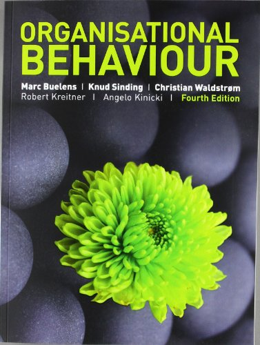 9780077129989: Organisational Behaviour.
