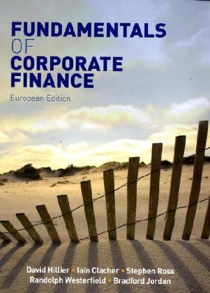 9780077131364: Fundamentals of Corporate Finance with Connect Plus Card