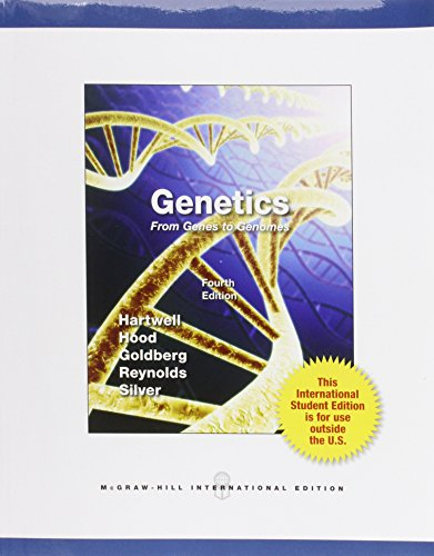 9780077131555: Genetics: From Genes to Genomes with Connect Plus 1 Semester Access Card