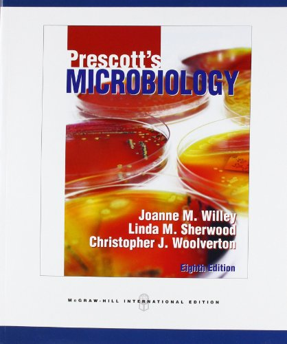 9780077131586: Shrinkwrap: Prescott's Microbiology with Connect Plus 180 day access card