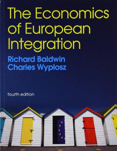 9780077131722: The economics of european integration