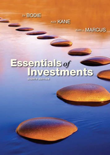 9780077131999: Essentials of Investments with Connect Plus Access Card