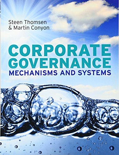 9780077132590: Corporate Governance: Mechanisms and Systems