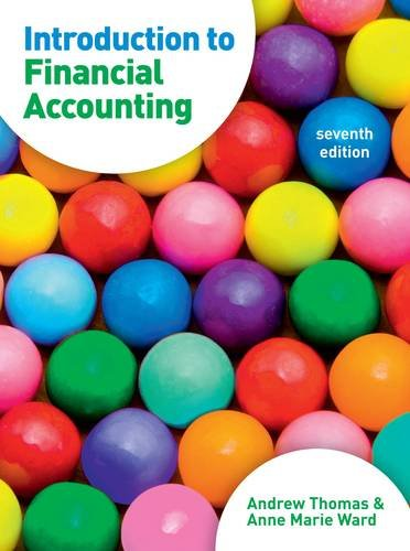 9780077132682: An Introduction to Financial Accounting