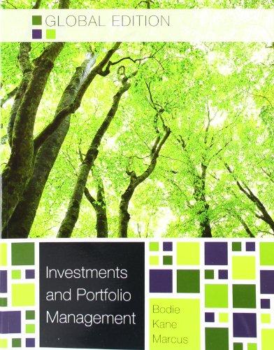 9780077134501: Investments and Portfolio Mangement