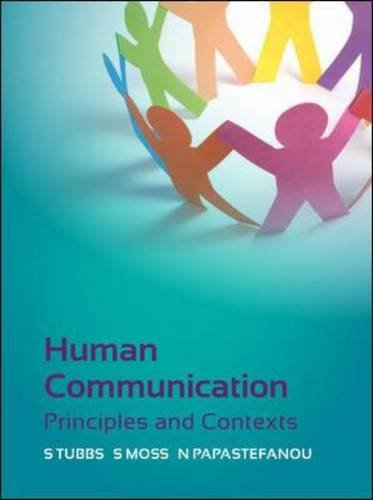 9780077134518: Human Communication: South African edition