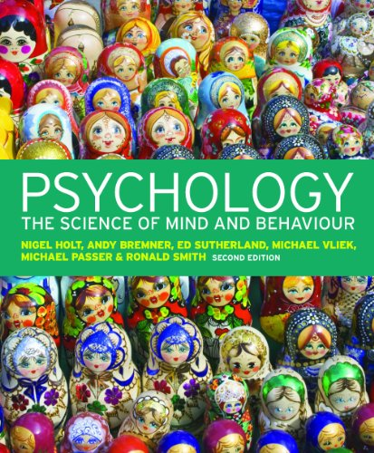 9780077136406: Psychology: The Science of Mind and Behaviour