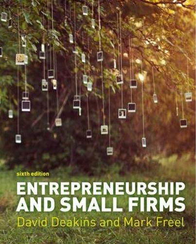 9780077136451: Entrepreneurship and Small Firms (UK Higher Education Business Management)