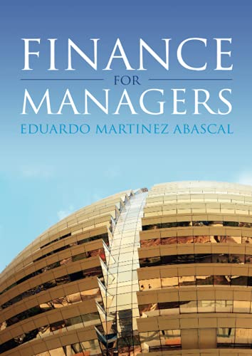 9780077140076: Finance for Managers