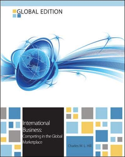 9780077140656: International business: competing in the global market place (Economia e discipline aziendali)