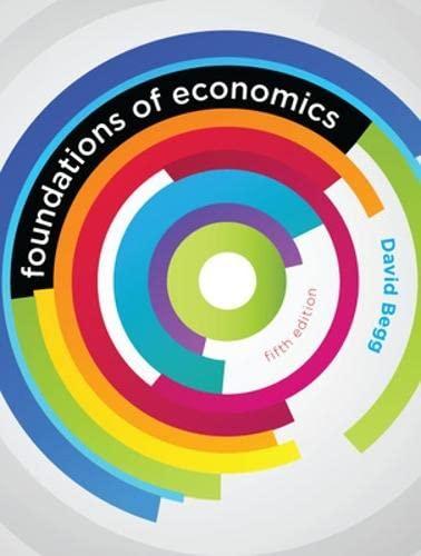 9780077145606: Foundations of Economics (UK Higher Education Business Economics)