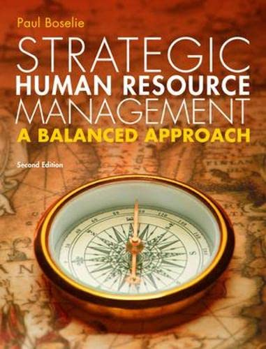 9780077145620: Strategic Human Resource Management