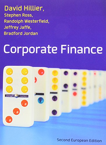 9780077146443: SW: Corporate Finance: European Edition with Connect Plus and Learnsmart Card