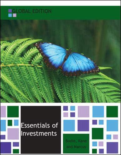 9780077148249: Essentials of Investments