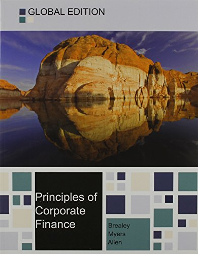 9780077155070: SW: Principles of Corporate Finance - Global Edition with Connect Plus and Learnsmart 360 Days Card
