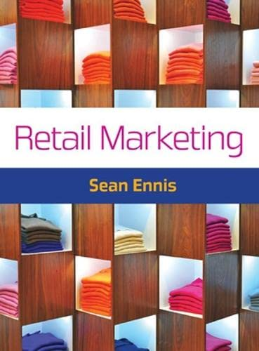 9780077157654: Retail Marketing