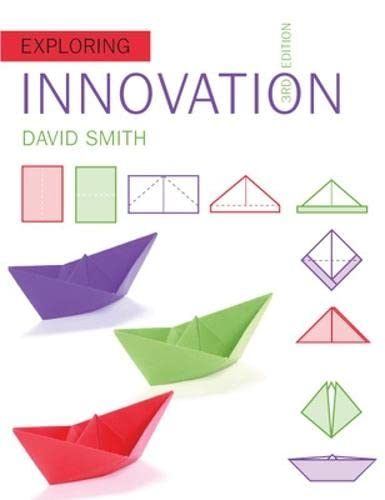 9780077158392: Exploring Innovation (UK Higher Education Business Management)