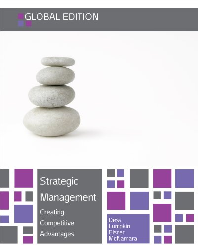 9780077161095: Strategic Management: Creating Competitive Advantages